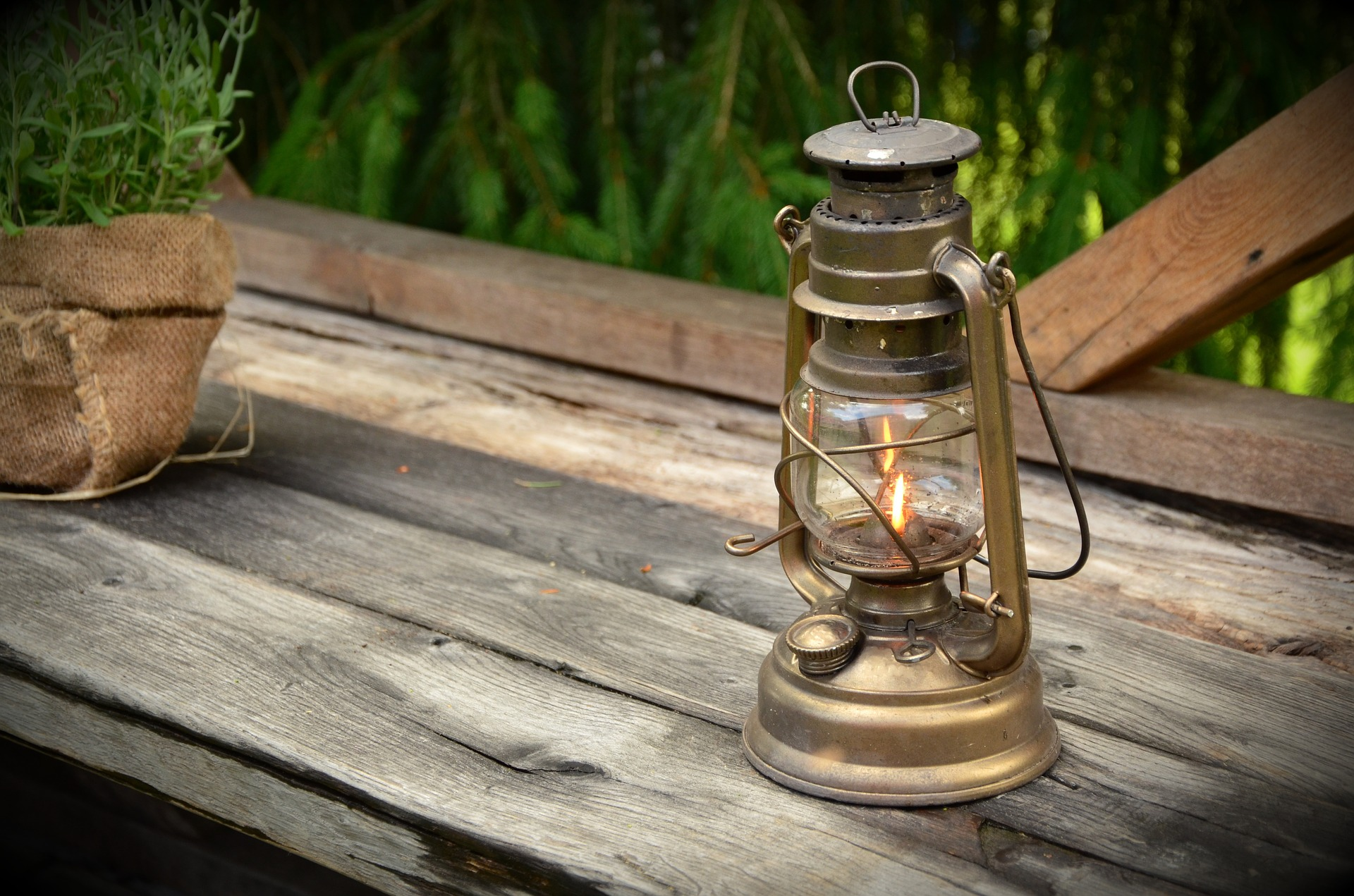 lampa oliwna